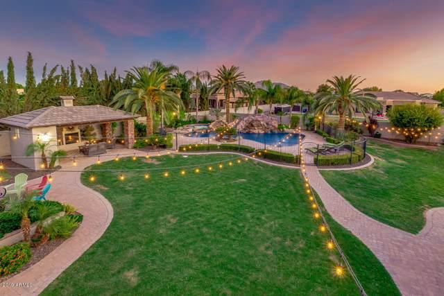 2161 E Coconino Drive, Gilbert, AZ 85298 (MLS #5990968) :: CC & Co. Real Estate Team