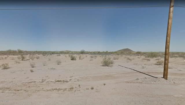 0 N X Street, Maricopa, AZ 85139 (MLS #5990976) :: Klaus Team Real Estate Solutions
