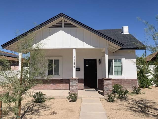 1142 E Garfield Street, Phoenix, AZ 85006 (MLS #5990982) :: The W Group