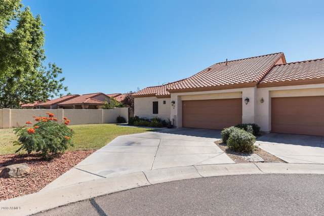 45 E 9TH Place #78, Mesa, AZ 85201 (MLS #5990991) :: The Pete Dijkstra Team