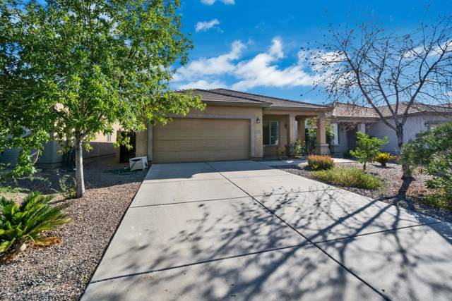 439 E Yellow Wood Avenue, San Tan Valley, AZ 85140 (MLS #5991005) :: The Helping Hands Team