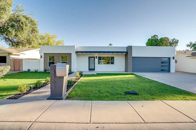 4909 E Pinchot Avenue, Phoenix, AZ 85018 (MLS #5991058) :: Nate Martinez Team