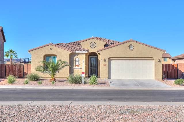 40848 W Parkhill Drive, Maricopa, AZ 85138 (MLS #5991070) :: The Daniel Montez Real Estate Group