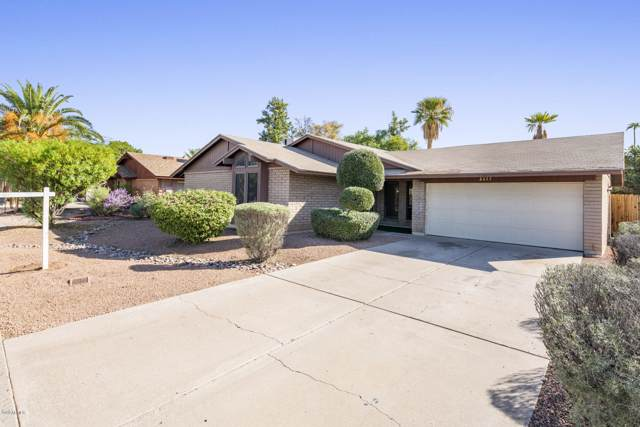 2855 S Standage Road, Mesa, AZ 85202 (MLS #5991106) :: Revelation Real Estate