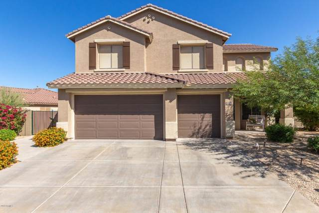 41423 N Hudson Trail, Anthem, AZ 85086 (MLS #5991111) :: Team Wilson Real Estate