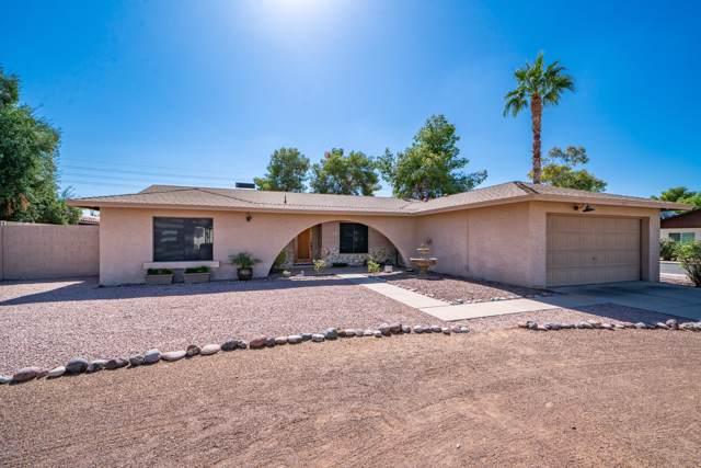 5001 E Wethersfield Road, Scottsdale, AZ 85254 (MLS #5991122) :: RE/MAX Excalibur