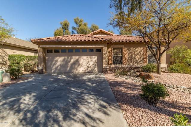 1090 E Saddle Way, San Tan Valley, AZ 85143 (MLS #5991129) :: The Helping Hands Team