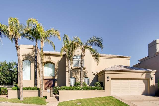 7878 E Gainey Ranch Road #57, Scottsdale, AZ 85258 (MLS #5991142) :: Revelation Real Estate
