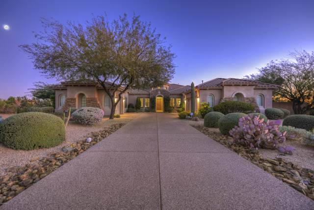 10937 E La Verna Way, Scottsdale, AZ 85262 (MLS #5991162) :: The Pete Dijkstra Team