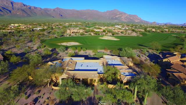 6831 E Flat Iron Loop, Gold Canyon, AZ 85118 (MLS #5991168) :: The W Group