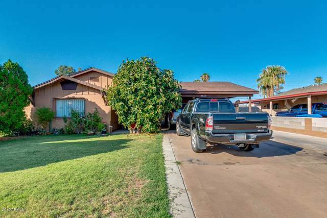 5422 W Edgemont Avenue, Phoenix, AZ 85035 (MLS #5991175) :: Openshaw Real Estate Group in partnership with The Jesse Herfel Real Estate Group
