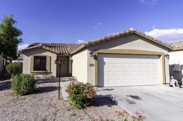 818 W Cholla Street, Casa Grande, AZ 85122 (MLS #5991180) :: Lux Home Group at  Keller Williams Realty Phoenix