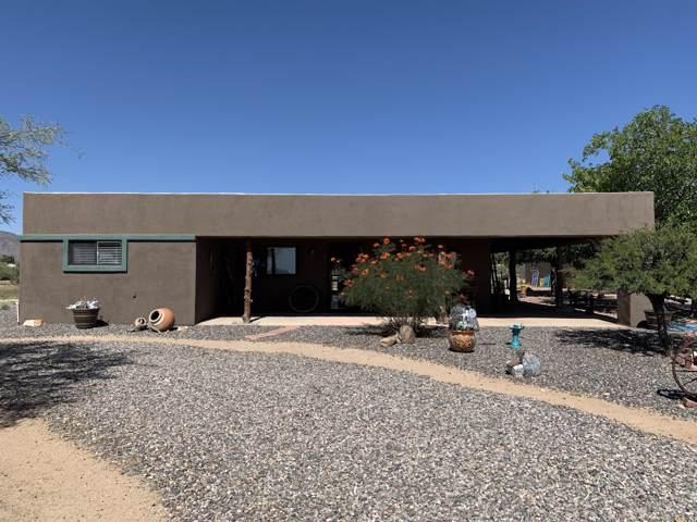 22970 W Phyllis Street, Congress, AZ 85332 (MLS #5991185) :: The Bill and Cindy Flowers Team