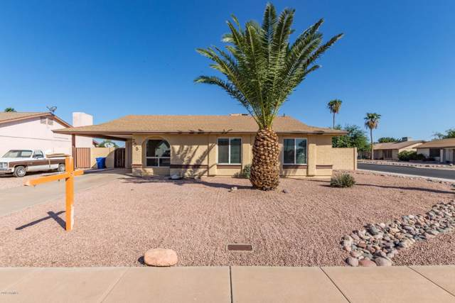 2552 E Intrepid Avenue, Mesa, AZ 85204 (MLS #5991203) :: Riddle Realty Group - Keller Williams Arizona Realty