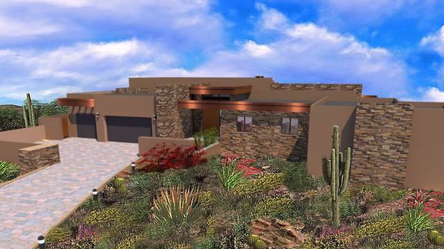 9423 E Covey Trail, Scottsdale, AZ 85262 (MLS #5991218) :: Brett Tanner Home Selling Team