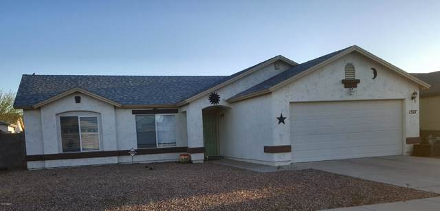 1327 E Rosemary Trail, Casa Grande, AZ 85122 (MLS #5991221) :: Lux Home Group at  Keller Williams Realty Phoenix