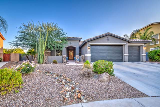 3781 E Ravenswood Drive, Gilbert, AZ 85298 (MLS #5991228) :: The Kenny Klaus Team
