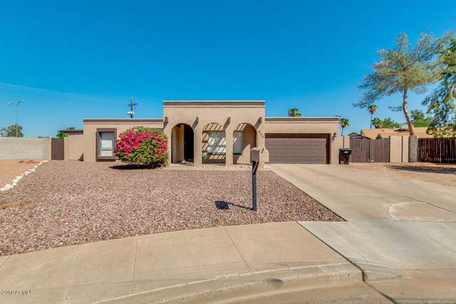 924 W Knowles Circle, Mesa, AZ 85210 (MLS #5991230) :: Brett Tanner Home Selling Team