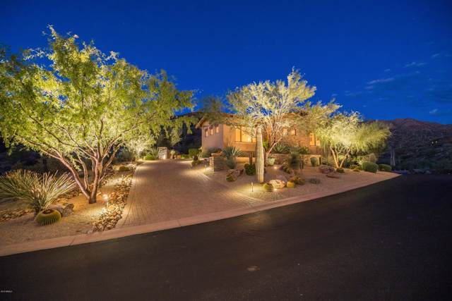 9898 E Reflecting Mountain Way, Scottsdale, AZ 85262 (MLS #5991237) :: The Ramsey Team