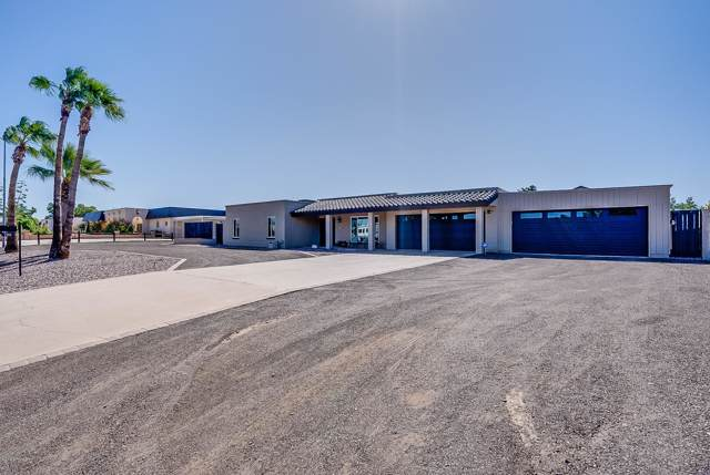 7201 W Grovers Avenue, Glendale, AZ 85308 (MLS #5991247) :: RE/MAX Excalibur