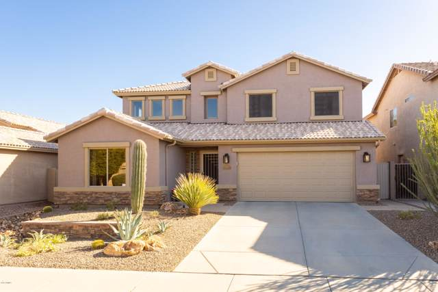 2721 E Gary Way, Phoenix, AZ 85042 (MLS #5991252) :: Devor Real Estate Associates
