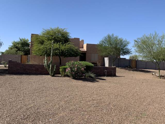 28306 N 224TH Avenue, Wittmann, AZ 85361 (MLS #5991253) :: Lux Home Group at  Keller Williams Realty Phoenix