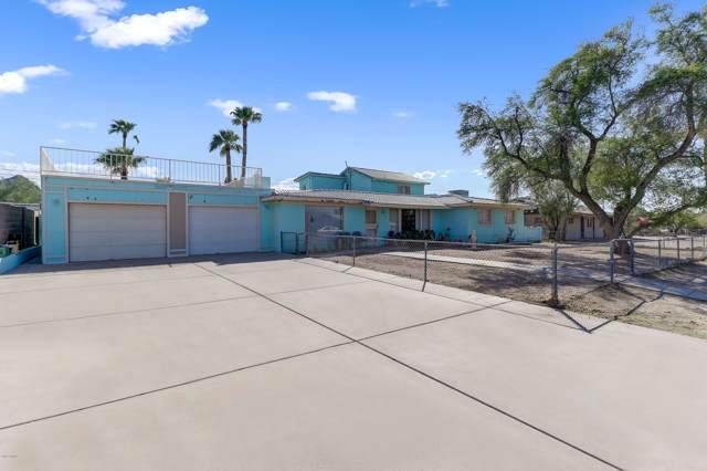 211 W Paseo Way, Phoenix, AZ 85041 (MLS #5991270) :: Devor Real Estate Associates
