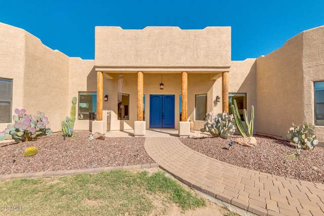 22638 W Desert Lane, Buckeye, AZ 85326 (MLS #5991289) :: Lux Home Group at  Keller Williams Realty Phoenix