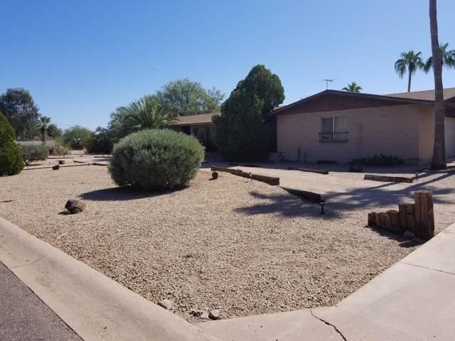 6551 E Desert Cove Avenue, Scottsdale, AZ 85254 (MLS #5991290) :: Revelation Real Estate