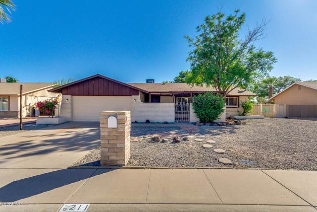 211 E Fleet Drive, Tempe, AZ 85283 (MLS #5991305) :: Occasio Realty