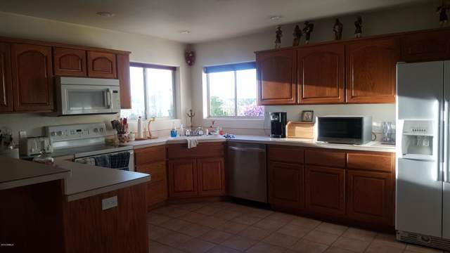 750 N Saddleback Trail, Wickenburg, AZ 85390 (MLS #5991308) :: Yost Realty Group at RE/MAX Casa Grande