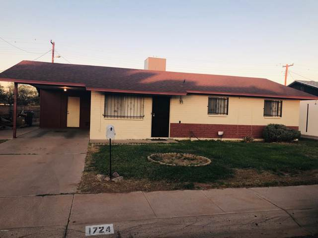 1724 E Tamarisk Avenue, Phoenix, AZ 85040 (MLS #5991313) :: Devor Real Estate Associates