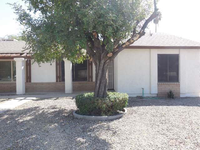 5143 W Eugie Avenue, Glendale, AZ 85304 (MLS #5991344) :: Nate Martinez Team