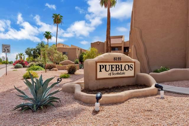 8155 E Roosevelt Street #133, Scottsdale, AZ 85257 (MLS #5991349) :: The Helping Hands Team