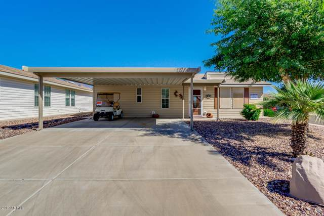 3301 S Goldfield Road #2008, Apache Junction, AZ 85119 (MLS #5991359) :: The Bill and Cindy Flowers Team