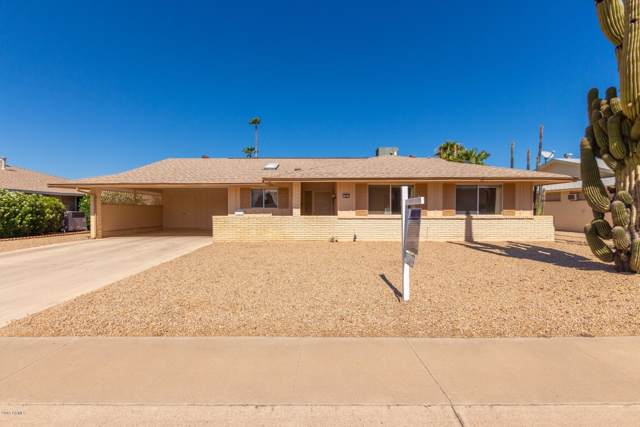 9911 W Kingswood Circle, Sun City, AZ 85351 (MLS #5991369) :: Devor Real Estate Associates