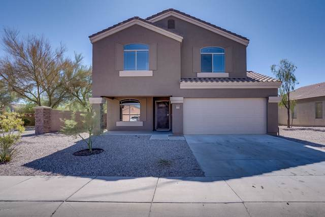 615 W Enchanted Desert Drive, Casa Grande, AZ 85122 (MLS #5991378) :: Occasio Realty