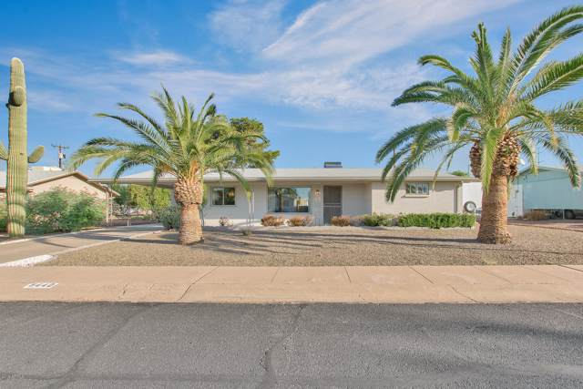 5440 E Butte Street, Mesa, AZ 85205 (MLS #5991381) :: Devor Real Estate Associates