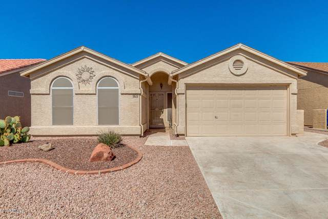 1822 E Colonial Drive, Chandler, AZ 85249 (MLS #5991388) :: Devor Real Estate Associates