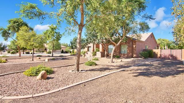 21104 S 222ND Street, Queen Creek, AZ 85142 (MLS #5991391) :: The Helping Hands Team