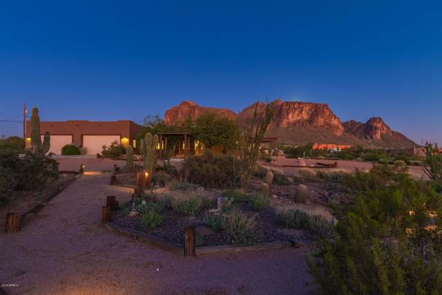 3151 N Val Vista Road, Apache Junction, AZ 85119 (MLS #5991395) :: The Kenny Klaus Team