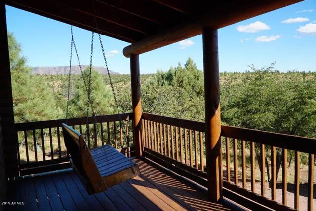 195 N Rocking Horse Bend, Payson, AZ 85541 (MLS #5991414) :: The Property Partners at eXp Realty