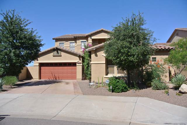 2124 E Caldwell Street, Phoenix, AZ 85042 (MLS #5991415) :: The Laughton Team