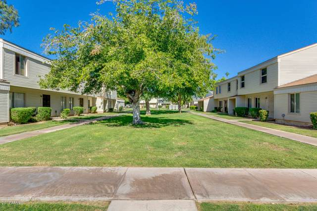 6622 S Palm Drive #163, Tempe, AZ 85283 (MLS #5991416) :: Occasio Realty