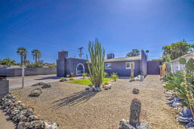 5211 W Cambridge Avenue, Phoenix, AZ 85035 (MLS #5991418) :: The Laughton Team
