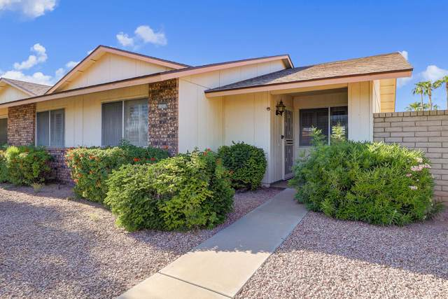 13272 W Aleppo Drive, Sun City West, AZ 85375 (MLS #5991430) :: CC & Co. Real Estate Team