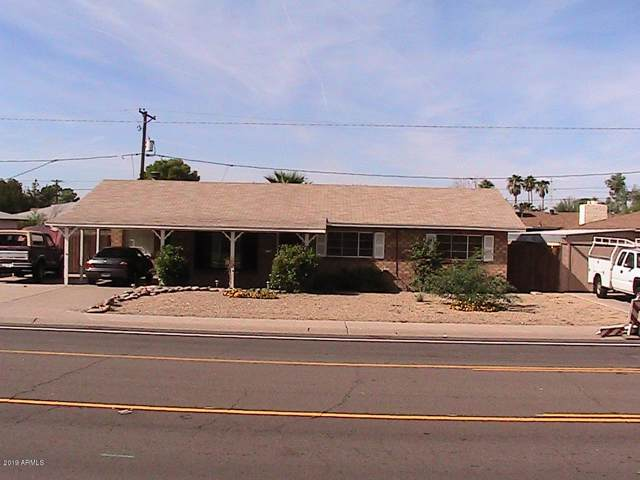 1720 N Miller Road, Scottsdale, AZ 85257 (MLS #5991450) :: Riddle Realty Group - Keller Williams Arizona Realty