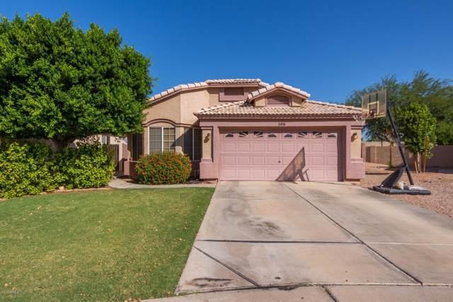 106 W Smoke Tree Road, Gilbert, AZ 85233 (MLS #5991458) :: Riddle Realty Group - Keller Williams Arizona Realty