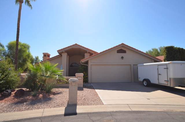 10307 E Regal Court, Sun Lakes, AZ 85248 (MLS #5991476) :: The W Group
