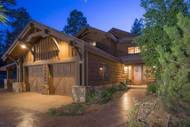 1848 E Sleeper Hollow Court, Flagstaff, AZ 86005 (MLS #5991502) :: Conway Real Estate